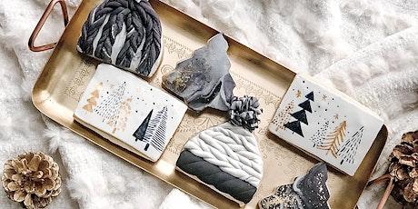 Modern Winter Wonderland Cookie Decorating Class tickets