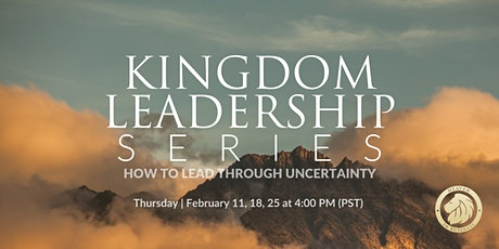 Kingdom Leadership Series tickets