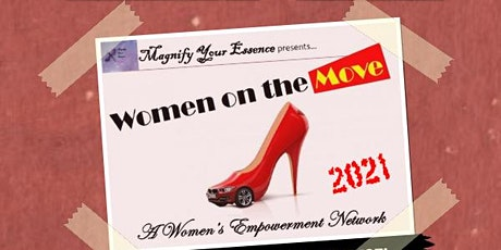 Women On the Move - Power Hour -  Let Your Light Shine! tickets