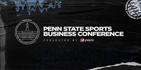 2021 Penn State Sports Business Conference Presented by Pepsi tickets