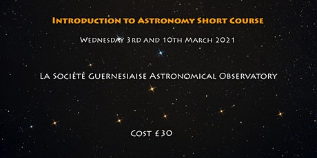 Introduction to Stargazing tickets