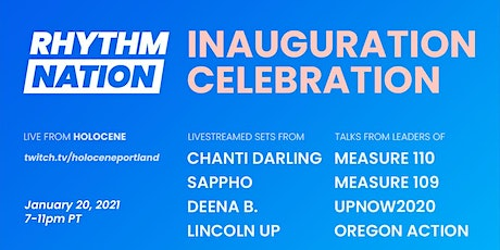 INAUGURATION CELEBRATION! Livestreamed panel discussion & dance party tickets