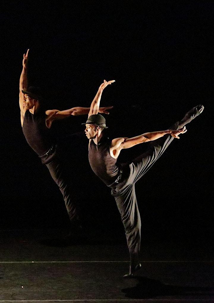 "DBDT | Legacy Performance Series + Dancemaker's Discussion - ""Monologues"" image"