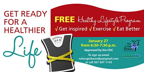 PreventT2 Diabetes Prevention Program - Start Your Healthy Lifestyle Today! tickets