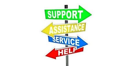 Self-Help Legal Clinic tickets