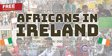 Africans & the World | Africans in Ireland tickets
