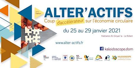 ALTER'ACTIFS  2nde Edition - Coup d'accélérateur sur l'Economie Circulaire billets