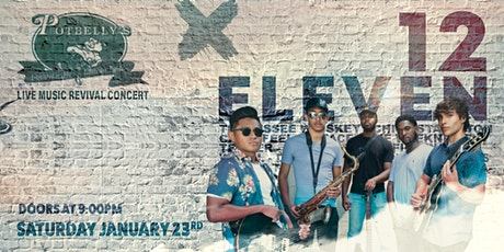 Live Music Revival Series - 12Eleven tickets