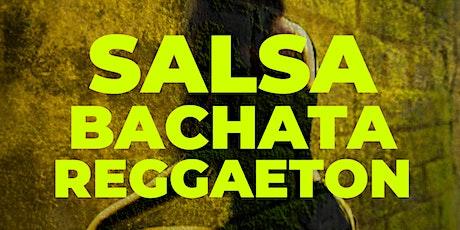 Rumbera dance sessions: Salsa, Bachata & Reggaeton classes tickets