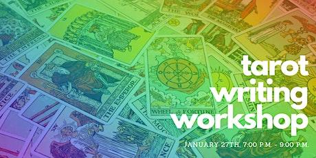 Writing Workshop tickets