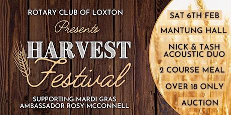Harvest Festival tickets