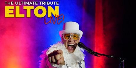 ELTON Live! tickets