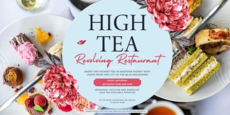 High Tea tickets