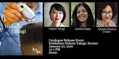 Catalogue Release Event for Exhibition Hidemi Takagi: Stories tickets