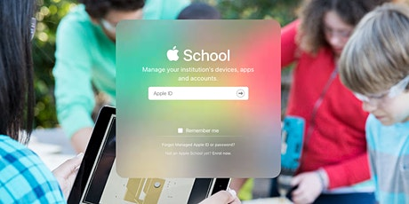 Copy of Jamf School and Apple School Manager, 2 day course, Online. tickets