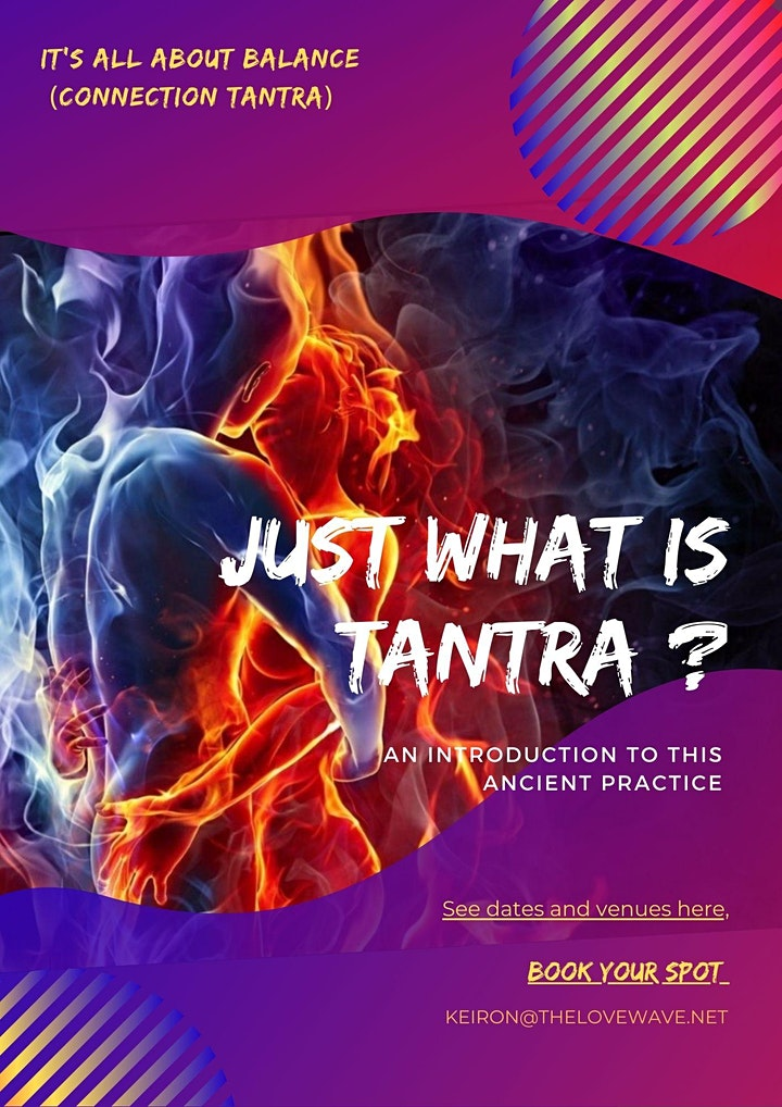 Just what is Tantra? image