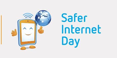 Safer Internet Day information session tickets