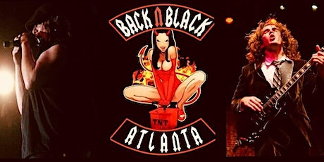 AC/DC Tribute - Back N Black | APPROACHING SELLOUT - BUY NOW! tickets