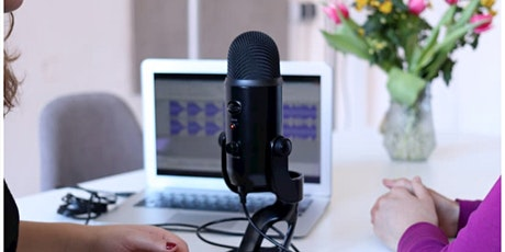 Getting Started in Podcasting Free Workshop tickets