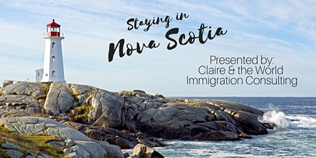 Pathways to Permanent Residency in NS - Jan 28 tickets