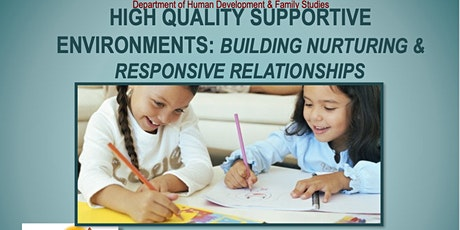 NV TACSEI Session 2: Building Nurturing and Responsive Relationships tickets