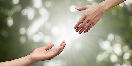 Hands on Healing & Reiki Share tickets