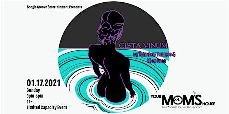 Cista Vinum w/ Random Temple & Kleo Ives tickets