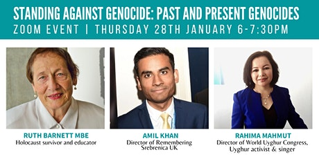 Genocide Panel: Past and Present Genocides tickets