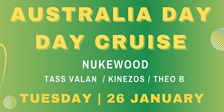 Australia's Day Cruise: For the Love Of House - Le tickets