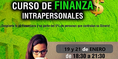 CURSO FINANZAS INTRAPERSONALES tickets