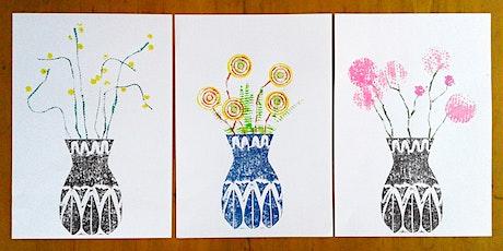 Printed Vase Workshop tickets