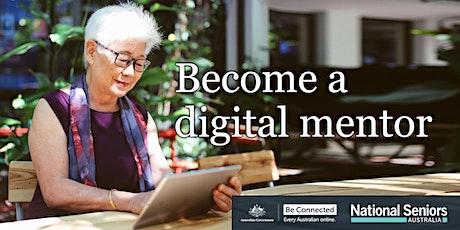 Digital Mentor Training - Online Sessions WA tickets
