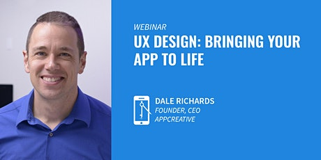 UX Design: Bringing Your App to Life tickets