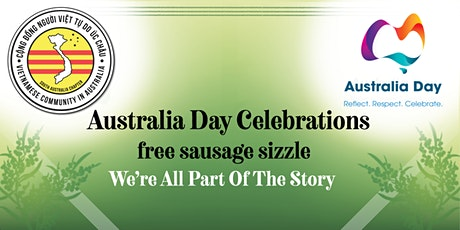 Australia Day Celebrations Free Sausage Sizzle tickets