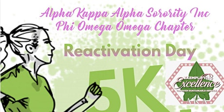 Reactivation Day 5K: A Race to the Finish tickets