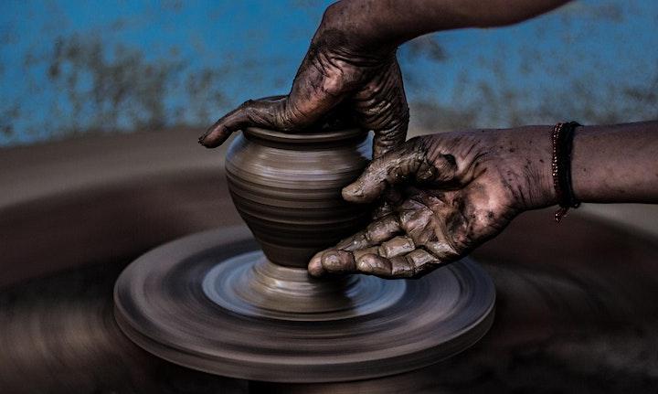 Japan - Virtual Pottery & Potter's Wheel Experience at Zuikokama image