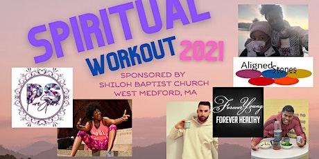 Spiritual Workout 2021 tickets
