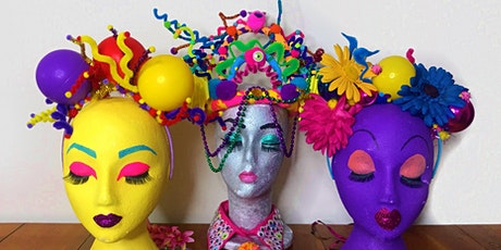 Fringe Festival Crown Workshop with Calamity Tash tickets