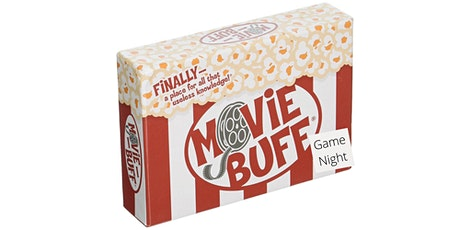Virtual Game Night for Movie Buffs! tickets