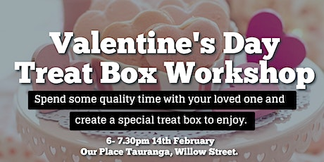 Valentine's Day Workshop tickets