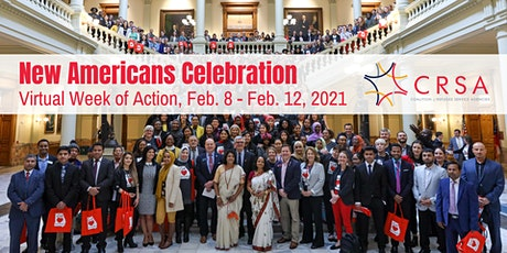 New Americans Celebration Virtual Week of Action tickets