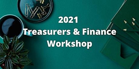 2021 Treasurers & Finance Workshop - May 1 Tickets