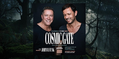 Cosmic Gate at I'll Do Club tickets
