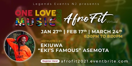OLMF: Afro Fit tickets