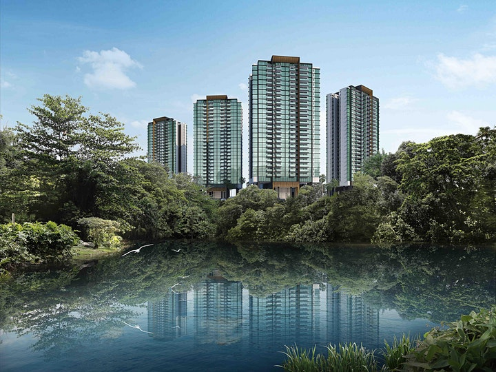 Best Condo In the City Fringe & West For 2021- Normanton Park image