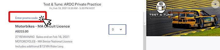 Test and Tune: ARDC Private Practice image