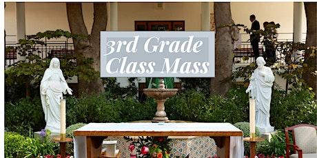 3rd Grade School Mass tickets