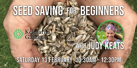 Seed Saving for Beginners tickets