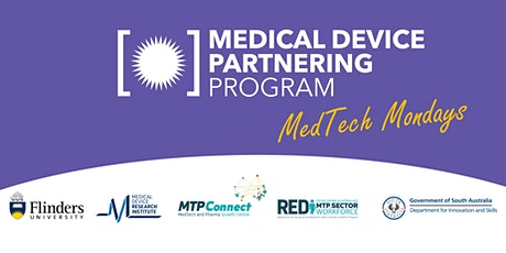 MDPP Presents: MedTech Mondays - Intellectual Property 101 tickets