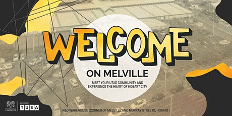 Welcome on Melville tickets
